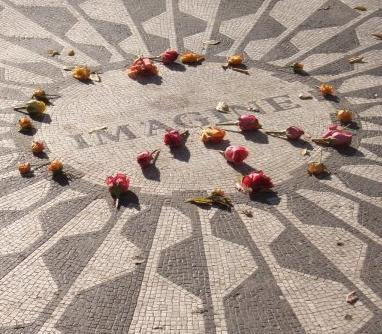 strawberry fields central park new york travel guide