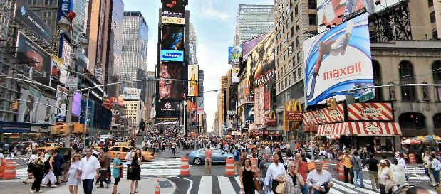 top 10 things to do in new york times square