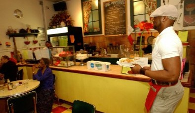 Top restaurants in the World harlem